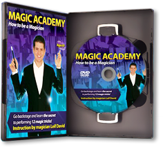 Magic Academy DVD